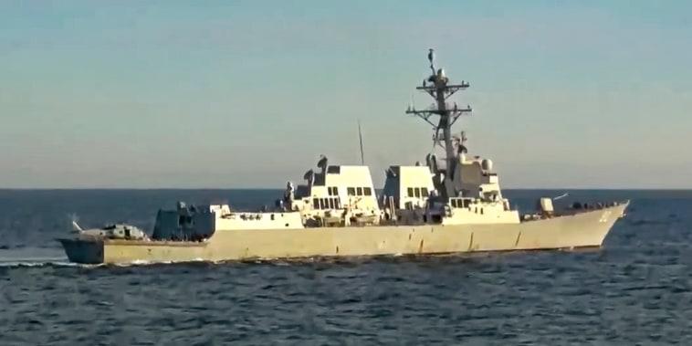 Image: USS Chafee