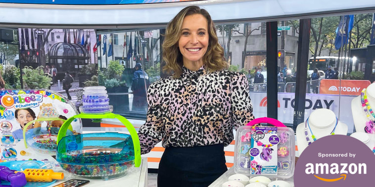 Chassie Post on Broadcast discussing classic games to buy as gifts