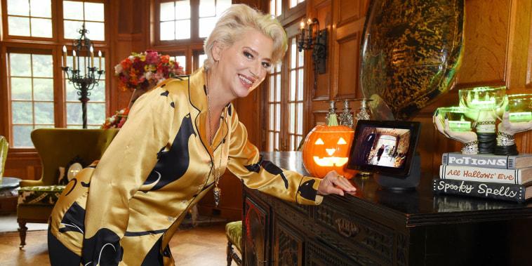 Dorinda Medley Asks Alexa to Show her Who`s at Her Front Door Through Her Ring