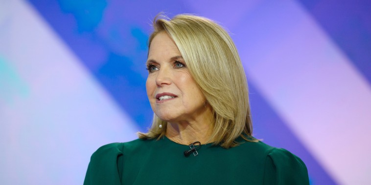 """Katie Couric on \""""Today.\"""""""