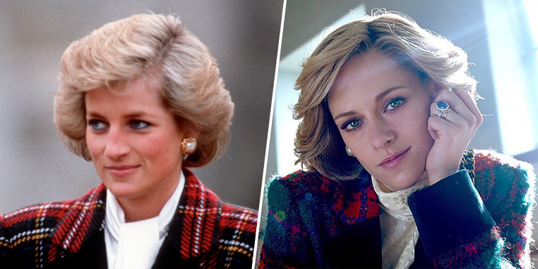 Princess Diana, Kristen Stewart