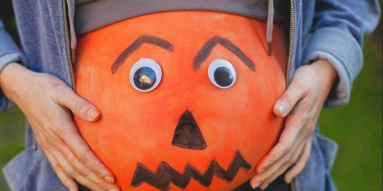 Halloween belly