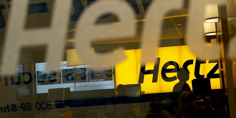 Hertz Offers Special Rental Rates To Uber And Lyft Drivers
