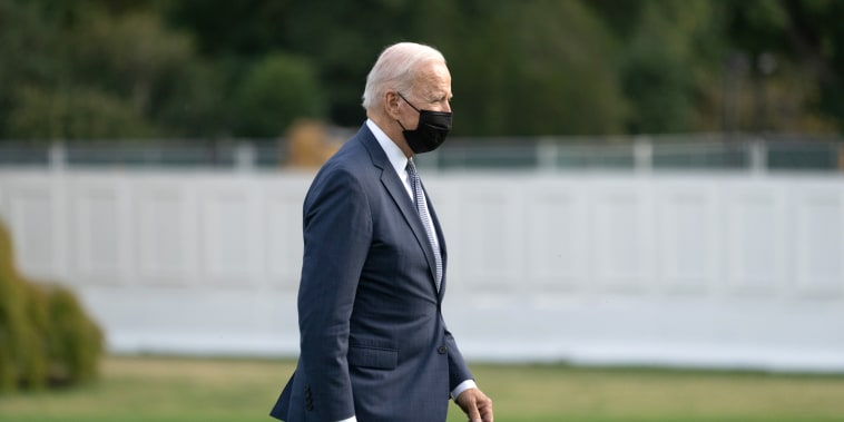 Image: President Biden Arrives To White House After New Jersey Travel