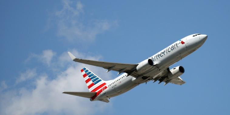 Image: Airplane Traffic At JFK Airport in New York