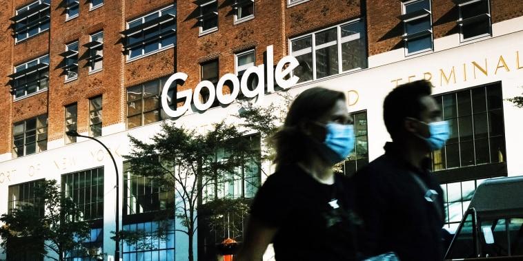 Image: Justice Department Announces Antitrust Lawsuit Against Google