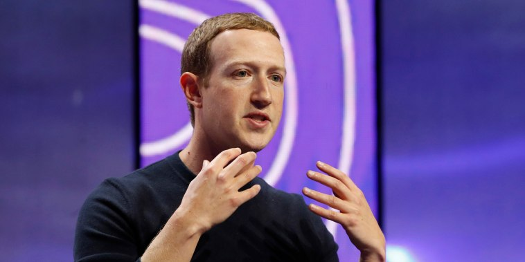 Mark Zuckerberg during the Silicon Slopes Tech Summit in Salt Lake City