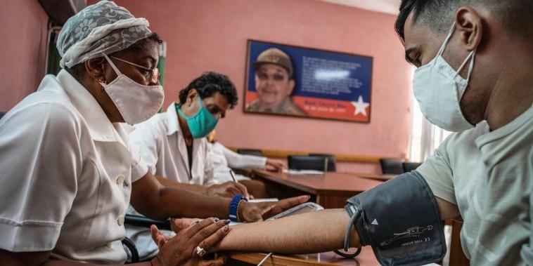 Image: Soberana-02 COVID-19 vaccine