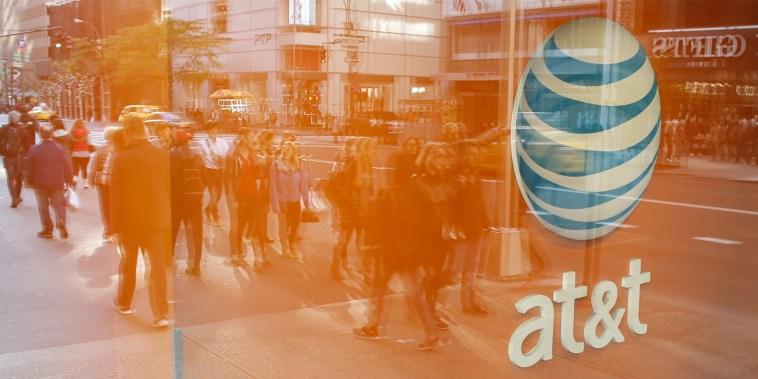Image: AT&T logo