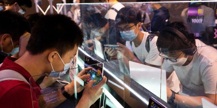 HONG KONG-CHINA-ENTERTAINMENT-ANI COM
