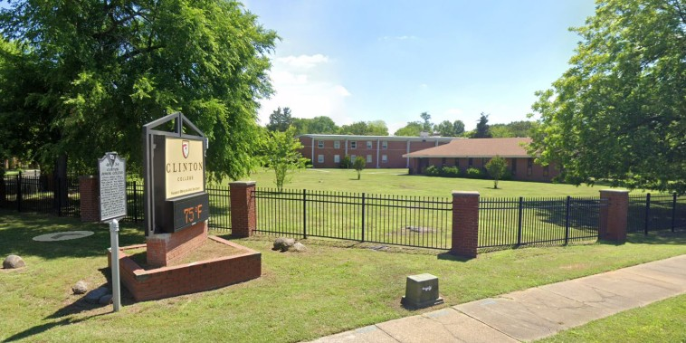 Clinton College in Rock Hill, S.C.