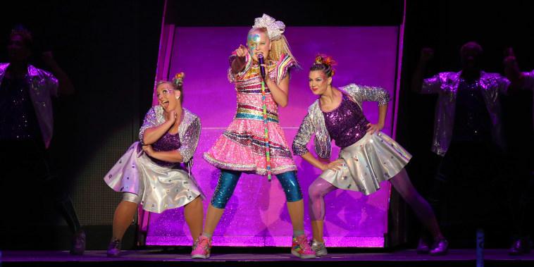 Image: JoJo Siwa In Concert in Las Vegas