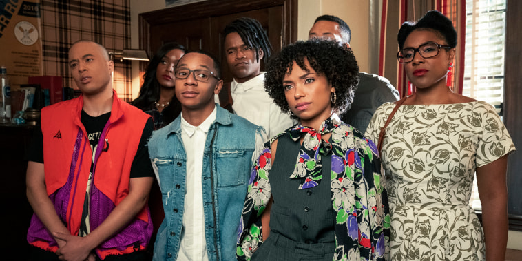 """A scene from the fourth season of Netflix's """"Dear White People."""""""