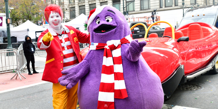 The World-Famous Macy's Thanksgiving Day Parade® Kicks Off The Holiday Season For Millions Of Television Viewers Watching Safely At Home