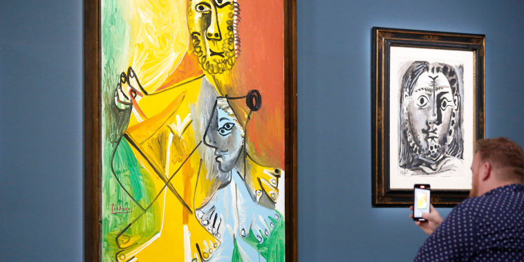 """Image: Sotheby's Presents """"Picasso: Masterworks From The MGM Resorts Fine Art Collection"""" - Auction"""