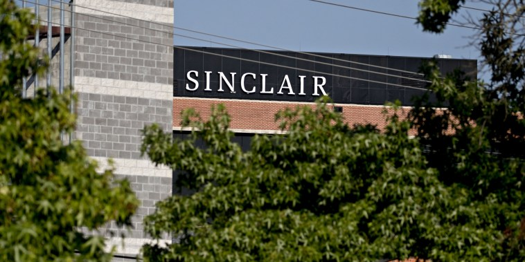 Sinclair Broadcast Group Inc. Headquarters As Tribune Media Co. Deal Falls Through