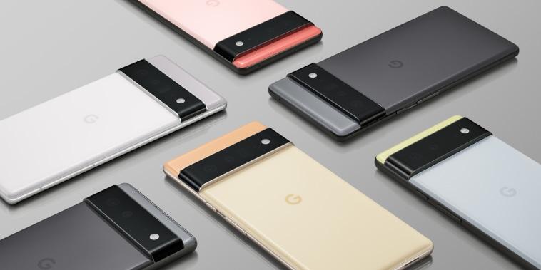 Image: Google Pixel 6