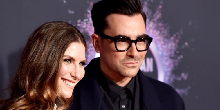Sarah Levy and Dan Levy