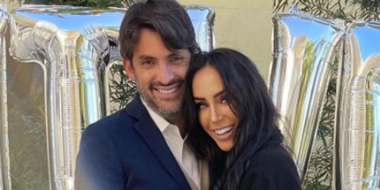 Inés Gómez Mont y su esposo, el empresario Víctor Manuel Álvarez Puga