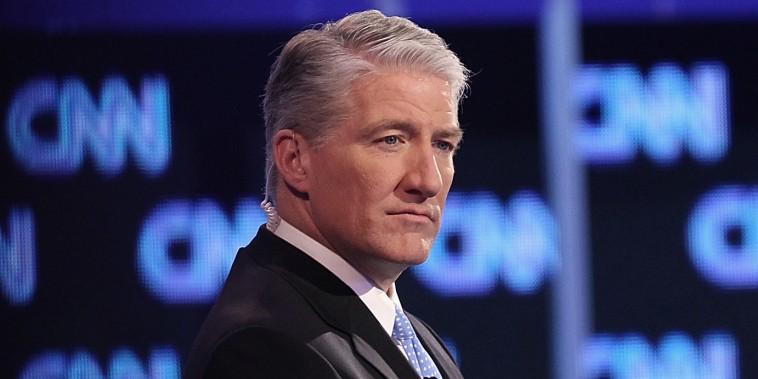 CNN anchor and chief national correspondent John King