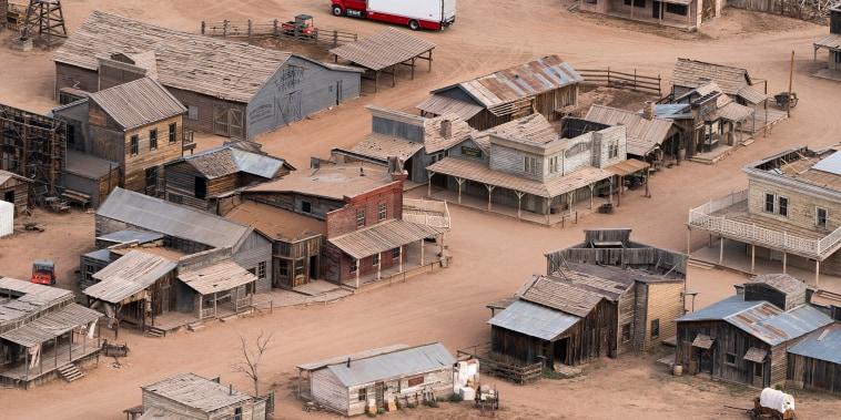 Image: Rust set aerial
