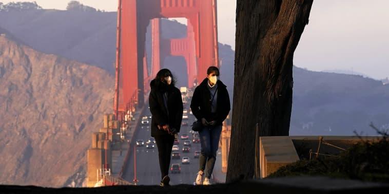 Image: San Francisco, Mask
