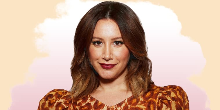 Ashley Tisdale opens up about becoming a mom, breastfeeding, fourth trimester, etc.