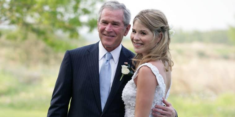 Henry Hager And Jenna Bush Wedding