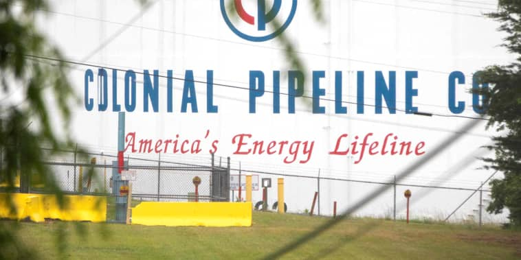 Image: Colonial Pipeline
