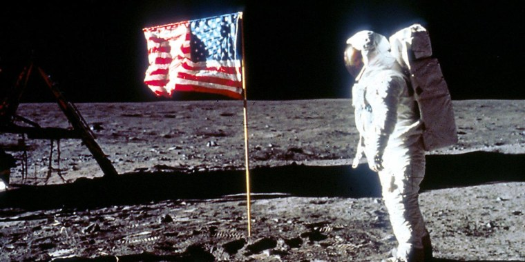 49 years ago today: The final, frantic moments before moon landing