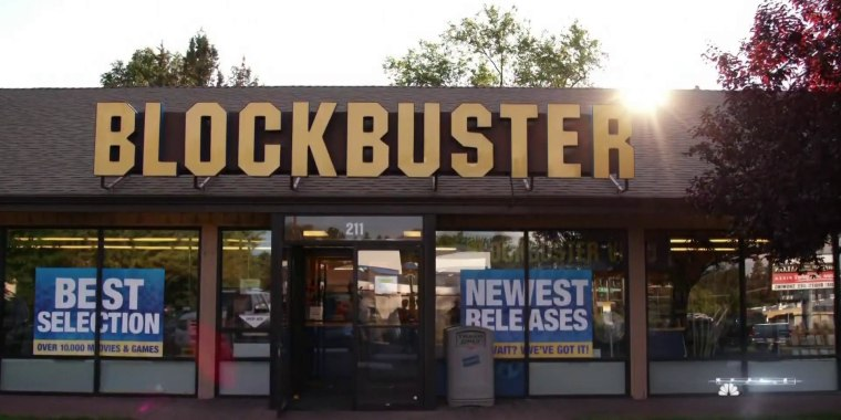 The last Blockbuster in the U.S.