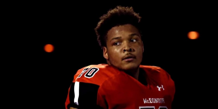 UMD officials apologize for 'mistakes' that led to football star's death