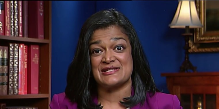 Rep. Jayapal on GOP support for Kavanaugh: They're living in the dark ages