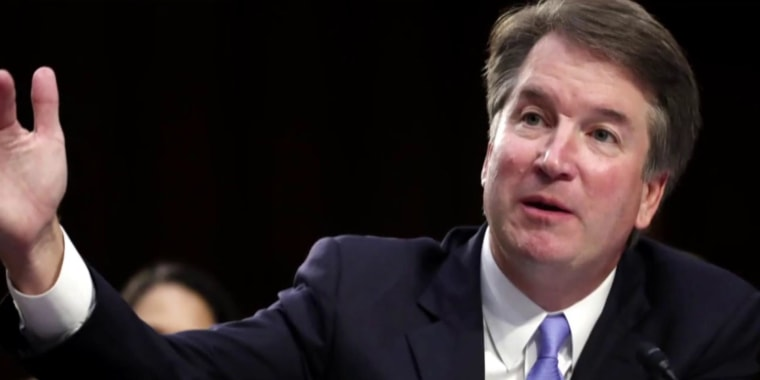 Senate Judiciary Cmte schedules vote on Kavanaugh for Friday morning