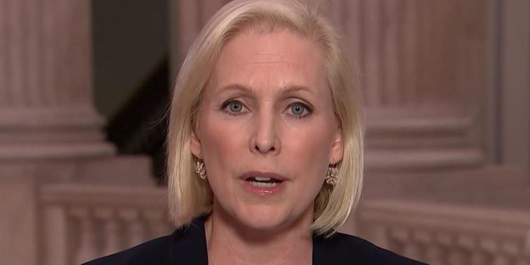 Sen. Gillibrand: I believe Kavanaugh's accuser