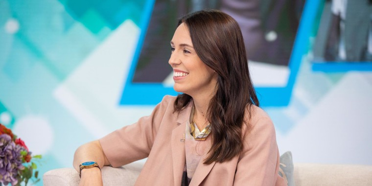 New Zealand's PM talks about being a new mom and world leader