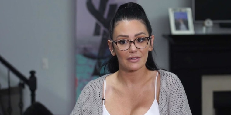 JWoww of 'Jersey Shore' details journey with son's developmental struggles
