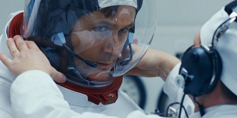 'First Man's' portrait of Neil Armstrong gets at the man behind the myth