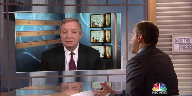 Durbin: Saudi Crown Prince 'has his fingerprints all over' Khashoggi killing