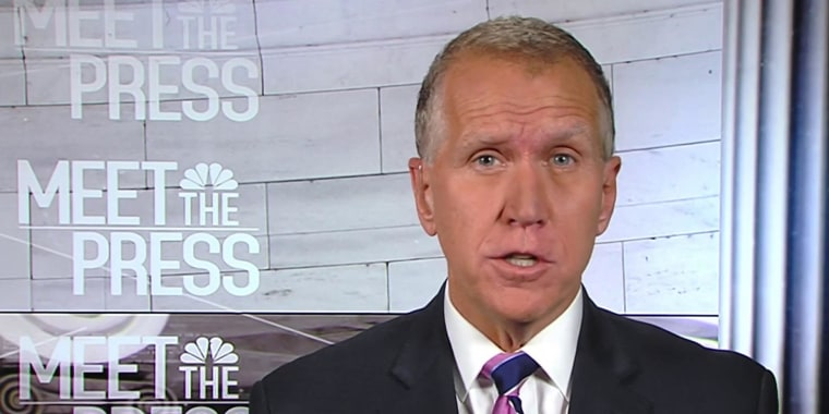 Tillis: 'There has to be a consequence' for killing of Jamal Khashoggi