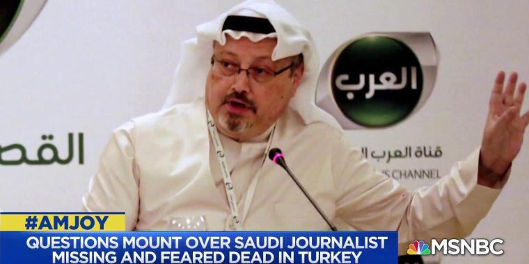 Trump threatens Saudi Arabia with 'severe punishment' if nation executed Khashoggi