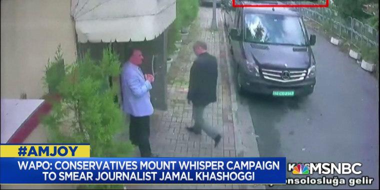 Craig Unger: Report states Crown Prince of Saudi Arabia met regularly with Kushner
