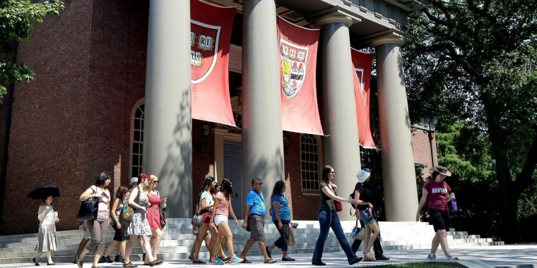 Lawsuit accusing Harvard of Asian-American discrimination goes to trial