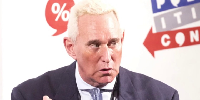 Robert Mueller zeros in on longtime Trump ally, Roger Stone