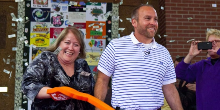 How these lottery winners won big and kept good fortune
