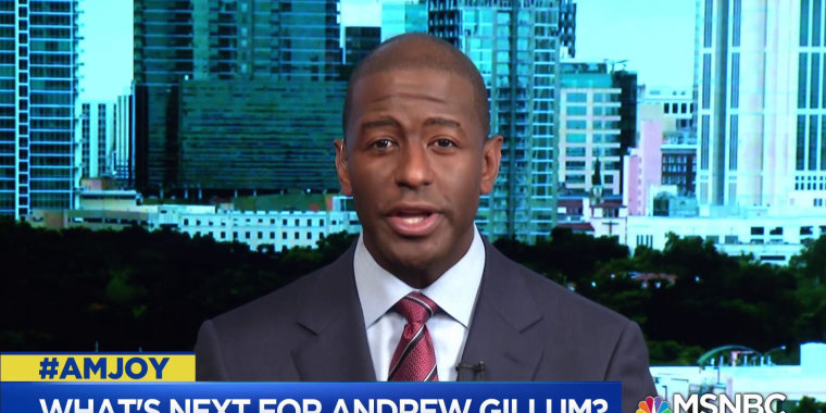 Andrew Gillum: We know half of Florida has a different vision for where we want to go