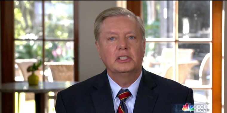 Graham calls his own party the 'problem' to criminal justice reform