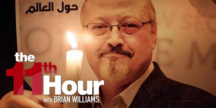 NBC News: CIA concludes Saudi crown prince ordered Khashoggi murder