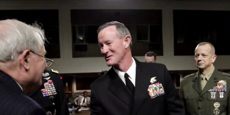 Trump blasts retired Navy SEAL who led bin Laden raid