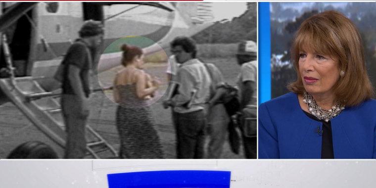 Rep. Speier's stunning story of survival during Jonestown massacre
